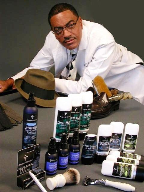 Dr Milton Moore MD - Dermatologist
